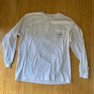 Guy Harvey white long sleeve t shirt tee top